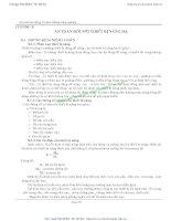 Giáo trình An toàn lao động và môi trường công nghiệp - Chương 10 pot