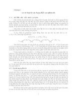 Giáo trình - Hóa lý các hợp chất cao phân tử - chương 6 ppsx