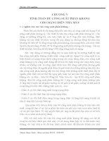 ĐỒ ÁN THIẾT KẾ HỆ THỐNG CUNG CẤP ĐIỆN CHO NHÀ MÁY LIÊN HỌP DỆT_CHƯƠNG 5 pps