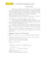 12 cách giải bài toán BĐT