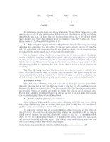 Giáo trình hóa sinh động vật phần 2 ppt
