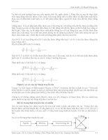 Giáo trình: Lý thuyết thông tin part 2 doc