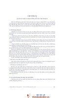 Giáo trình -Bảo quản nông sản -chương 10 pps