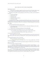 Giáo trình thực tập công nghệ chế biến rau quả - Bài 5 doc