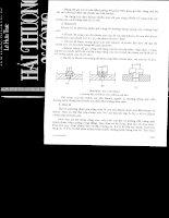 Giáo trình công nghệ chế tạo máy part 5 pptx