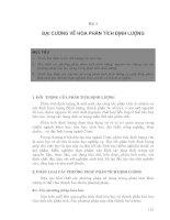 Hóa phân tích : Lý thuyết và thực hành part 5 ppsx