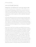 Tiểu luận về chiến tranh - Phần 5 pot