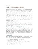 Giáo trình -Trồng trọt đại cương-chương 3 pptx