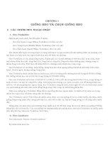 Giáo trình kỹ thuật chăn nuôi heo - Chương 1 pdf