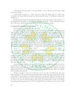 Giáo trình- Sinh thái học đồng ruộng -chương 2(p2) pptx