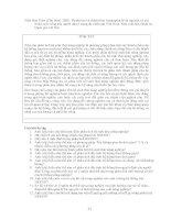Giáo trình phân tích hệ thống môi trường nông nghiệp phần 5 pdf