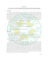Giáo trình- Sinh thái học đồng ruộng -chương 5 pot