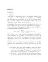 Giáo trình -Trồng trọt đại cương-chương 2 pdf
