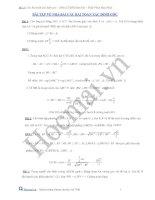 Các bài toán xác định góc 2 docx