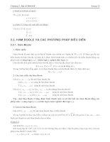 Bài giảng điện tử số part 2 pps