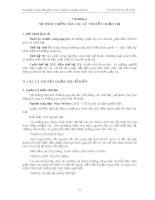 Chuyên đề quản trị học và quản trị nguồn nhân lực - Chương 2 potx