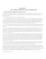 Giáo trình kỹ thuật chăn nuôi heo - Chương 3 potx
