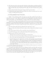 Giáo trình phân tích hệ thống môi trường nông nghiệp phần 7 ppt