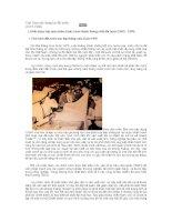 Việt Nam xây dựng lại đất nước (1975-1986)I pot