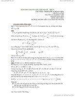 dùng bất đẳng thức cosi giải toán đại số ppsx
