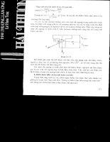 Giáo trình cơ kỹ thuật part 7 pps