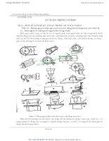 Giáo trình An toàn lao động và môi trường công nghiệp - Chương 8 pot