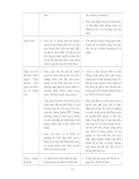 TỰ DO HÓA THỊ TRƯỜNG CHỨNG KHOÁN VIỆT NAM - CÁC VẤN ĐỀ CHỦ YẾU ĐỐI VỚI CƠ QUAN QUẢN LÝ NHÀ NƯỚC VỀ CHỨNG KHOÁN VÀ CÁC CÔNG TY CHỨNG KHOÁN TRONG NƯỚC - Phần 10 pps