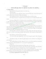 GIÁO TRÌNH CÔNG NGHỆ KIM LOẠI - PHẦN III CÔNG NGHỆ HÀN - CHƯƠNG 3 ppt