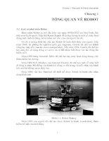 Giáo trình KỸ THUẬT ROBOT - Chương 1 pdf