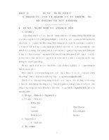 BÀI GIẢNG THỰC TẬP SINH HỌC ĐẠI CƯƠNG 1 - BÀI SỐ 2 ppsx