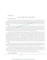 Giáo trình An toàn lao động và môi trường công nghiệp - Chương 15 docx