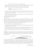 Giáo trinh : Thí nghiệm hóa phân tích part 3 potx