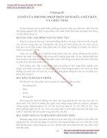 GIÁO TRÌNH PHÂN TÍCH MÔI TRƯỜNG - PHẦN 2 GIỚI THIỆU CÁC PHƯƠNG PHÁP PHÂN TÍCH ĐỐI TƯỢNG MÔI TRƯỜNG - CHƯƠNG 3 docx