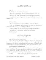 KỸ THUẬT CHĂN NUÔI LỢN SINH SẢN HƯỞNG LẠC - CHUYÊN ĐỀ 3 CHUỒNG TRẠI CHĂN NUÔI ppt