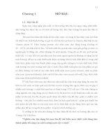 Luận văn : NGHIÊN CỨU TẬN DỤNG BÃ MEN BIA ĐỂ CHẾ BIẾN MEN CHIẾT XUẤT DÙNG LÀM THÀNH PHẨN BỔ SUNG VÀO MÔI TRƯỜNG NUÔI CẤY VI SINH part 2 pot