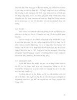 Luận văn : THỬ NGHIỆM NUÔI TÔM ĐĂNG QUẦNG - RAU NHÚT VÀ NUÔI TÔM ĐĂNG QUẦNG - CHẤT CHÀ TẠI XÃ BÌNH THẠNH ĐÔNG, HUYỆN PHÚ TÂN, TỈNH AN GIANG, MÙA LŨ 2005 part 5 pptx