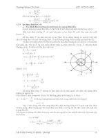 Bài giảng vật lý đại cương 2 : Điện - Quang part 2 ppt