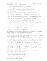 Bài giảng vật lý đại cương 2 : Điện - Quang part 3 ppsx