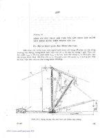 Chương 10: Tính cơ cấu thay đổi tầm với cần trục cột buồm dẫn động bằng điện trọng tải pdf