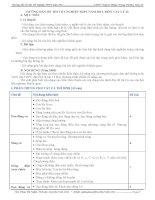 Hướng dẫn Ôn thi Tốt Nghiệp THPT năm 2011 MÔN HÓA TRƯỜNG HÙNG VƯƠNG - GIA LAI docx