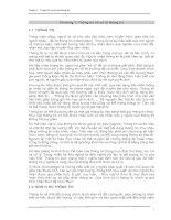 Tin học cơ sở - Chương 1 ppsx