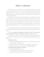 Luận văn : BƯỚC ĐẦU NGHIÊN CỨU SẢN XUẤT BỘT CACAO BẰNG PHƯƠNG PHÁP LÊN MEN CÓ BỔ SUNG VI SINH VẬT part 2 potx