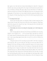 Đề tài : Nghiên cứu sự ảnh hưởng của nhiệt độ ép tới chất lượng ván LVL sản xuất từ gỗ Keo lai với chiều dày ván mỏng là 2mm part 2 pdf