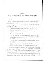 Giáo trình - Thông tin di động - Chương 3 pptx
