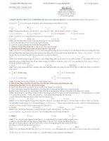 THI THỬ ĐẠI HỌC MÔN VẬT LÝ KHỐI A ĐỀ SỐ 11 - TRƯỜNG THPT PHAN BỘI CHÂU pot