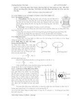 Bài giảng vật lý đại cương 2 : Điện - Quang part 6 pot