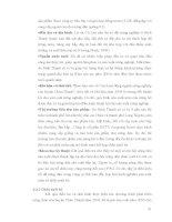 Luận văn TỔNG KẾT VÀ THEO DÕI MÔ HÌNH TRỒNG BẮP KẾT HỢP CHĂN NUÔI BÒ TẠI HUYỆN CHÂU THÀNH, TỈNH AN GIANG NĂM 2004 part 5 docx