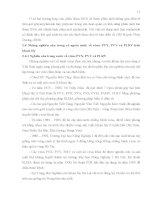 Luận văn : NGHIÊN CỨU MỘT SỐ VIRUS TRÊN KHOAI TÂY (PVX, PVY, PLRV) TẠI ĐÀ LẠT BẰNG KỸ THUẬT ELISA, RT-PCR VÀ GIẢI TRÌNH TỰ part 3 pptx
