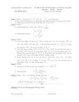 ĐỀ THI TUYỂN SINH ĐH, CĐ_MÔN TOAN_KHỐI B_ NĂM 2003 pdf