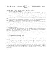 Giáo trình -Quy hoạch phát triển nông thôn -chương 2 pot